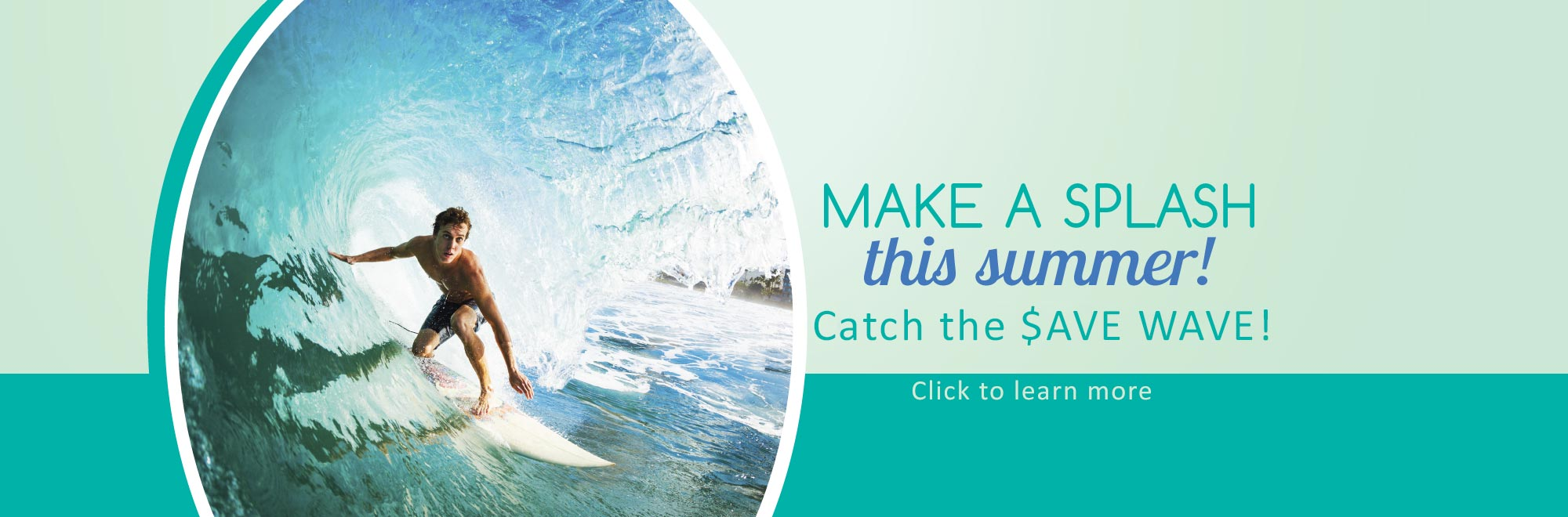 Make a Splash this Summer