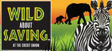 wild about saving sat the credit union