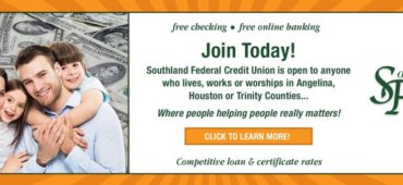 Join Today! Southland Banner