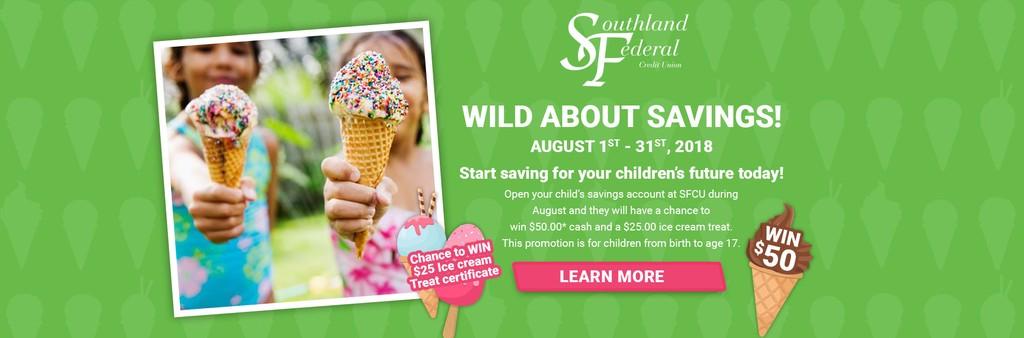 Wild About Savings