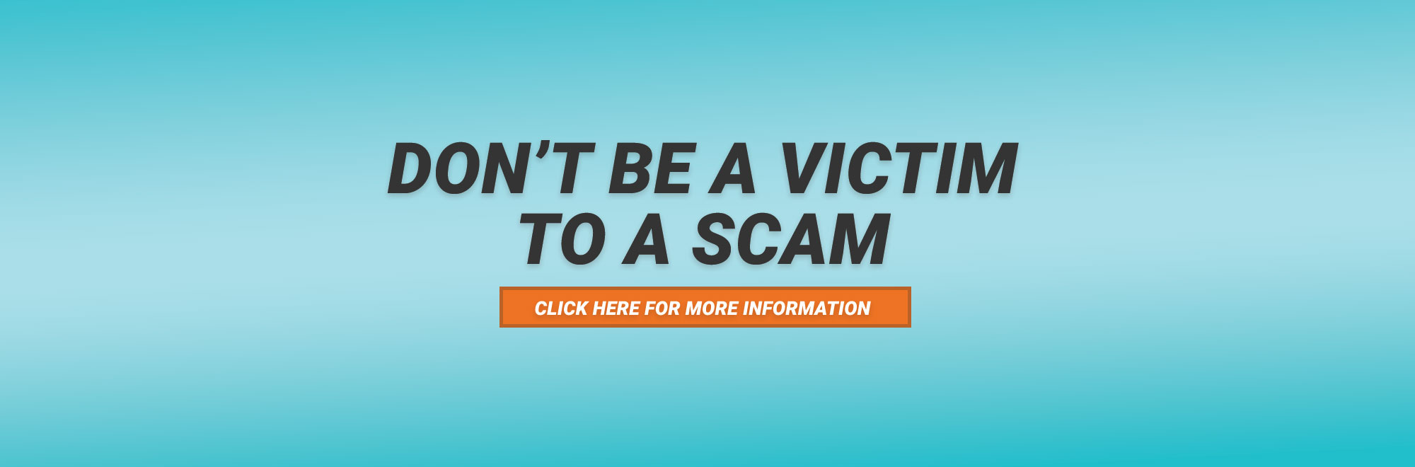 Learn more about you can avoid being a victim of a scam