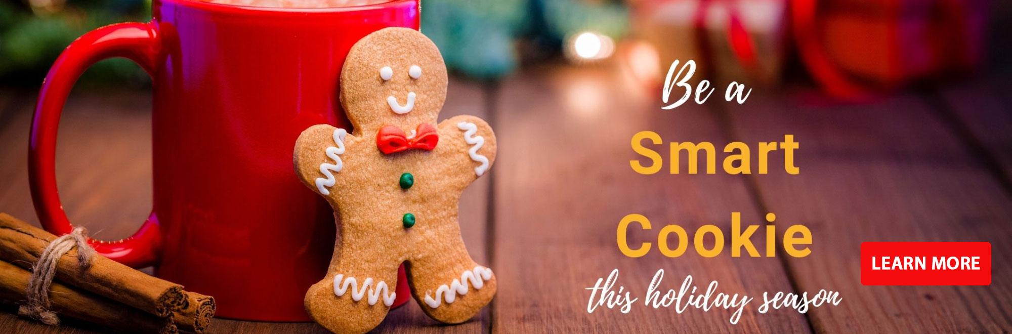 Smart cookie banner